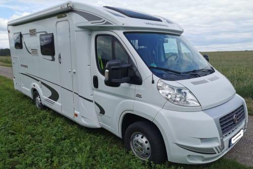 Wohnmobil mieten in Albbruck von privat | Weinsberg Weini