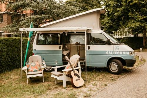 Wohnmobil mieten in Voorhout von privat   VW  De Marbus