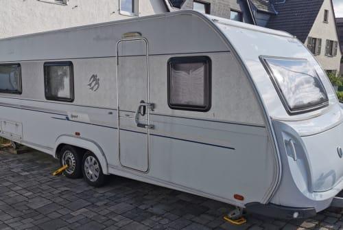 Wohnmobil mieten in Bergisch Gladbach von privat | Knaus Woozel