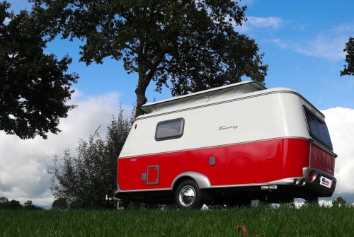 Wohnmobil mieten in Harderwijk von privat | Eriba Prachtige Eriba