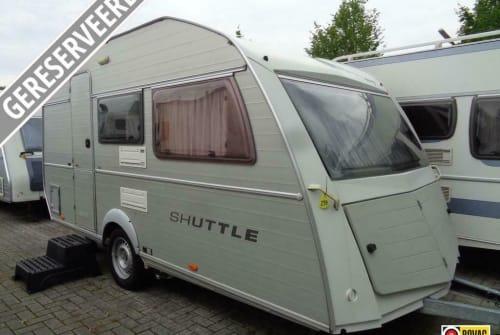 Wohnmobil mieten in Onstwedde von privat | kip shuttle kippie