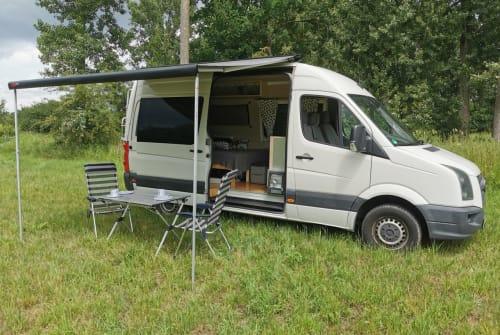 Wohnmobil mieten in Rattelsdorf von privat | VW Crafter Crafti