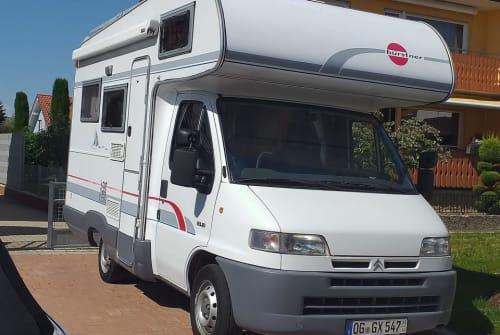 Wohnmobil mieten in Offenburg von privat   Bürstner Citroën Jumper  Womi