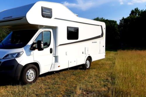 Wohnmobil mieten in Kaltenkirchen von privat | Fiat  Nordmeehr