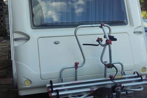 Wohnmobil mieten in Seevetal von privat | Buerstner Fun
