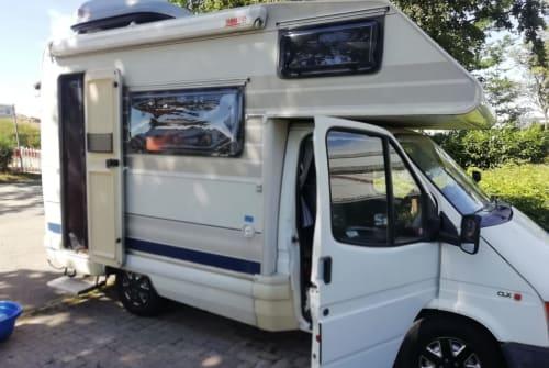 Wohnmobil mieten in Waldbronn von privat | Ford Transit Camper Ford