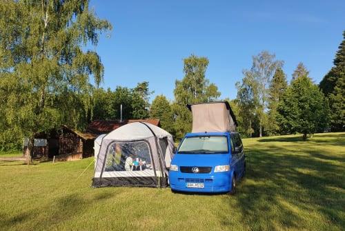 Wohnmobil mieten in Saarbrücken von privat | VW Schlumpf