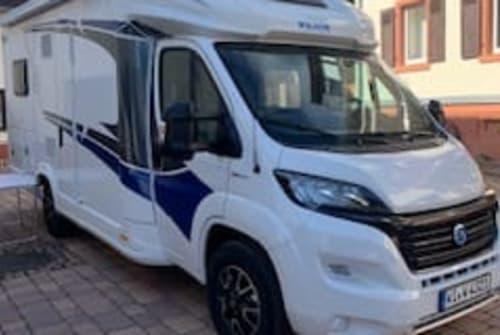 Wohnmobil mieten in Wiesbaden von privat | Knaus Wavelinger