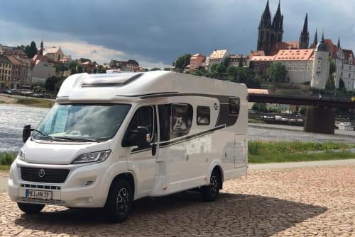 Wohnmobil mieten in Lommatzsch von privat | Fiat hw-wohnmobil