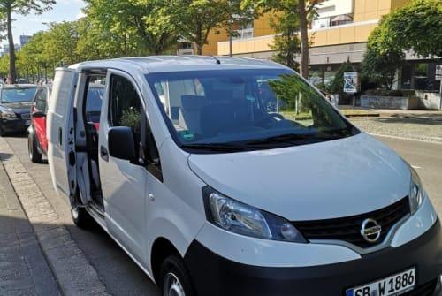 Wohnmobil mieten in Saarbrücken von privat | Nissan William der 2.