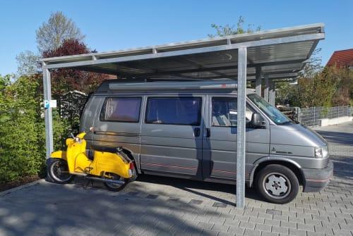 Wohnmobil mieten in Rothenburg ob der Tauber von privat   Vw Schälchen