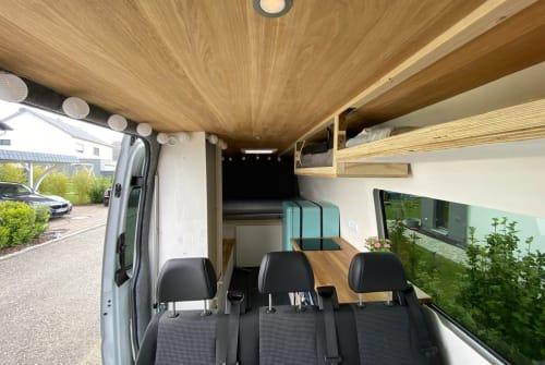 Wohnmobil mieten in Blaustein von privat | Mercedes Benz Karli