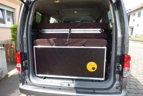 Wohnmobil mieten in Eichenzell von privat | Nissan Evalia_QUQUQ