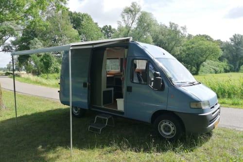 Wohnmobil mieten in Leusden von privat | Citroën  Mister Blue