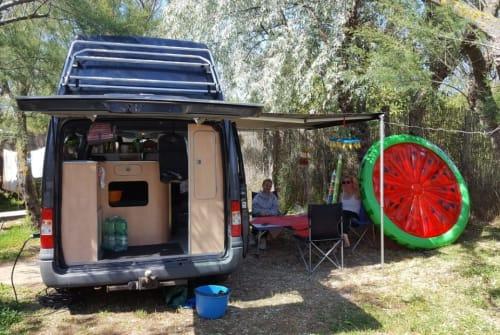 Wohnmobil mieten in Memmingen von privat | Ford  Nugget