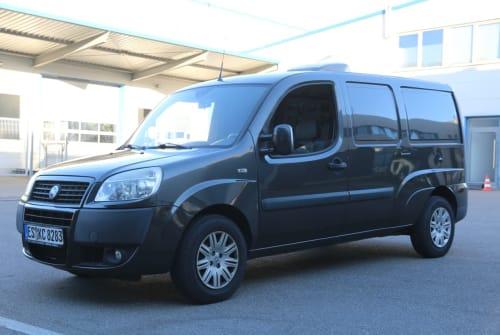 Wohnmobil mieten in Leinfelden-Echterdingen von privat | Fiat Luigi