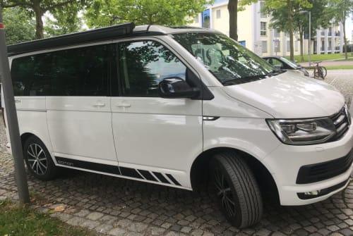 Wohnmobil mieten in Kennelbach von privat | VW T6 Borletto