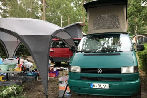 Wohnmobil mieten in Zwickau von privat | VW Kempie