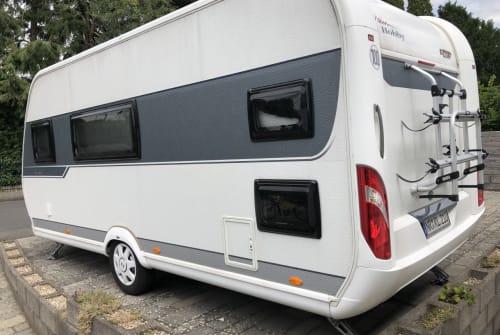 Wohnmobil mieten in Ehlscheid von privat | Hobby Hobby De luxe