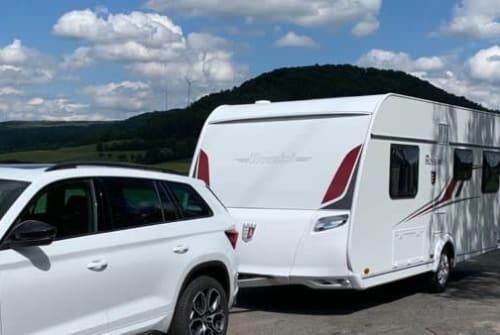 Wohnmobil mieten in Hachenburg von privat | Tabbert Rossini 2020