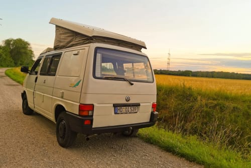 Wohnmobil mieten in Walldorf von privat | Volkswagen Malibu