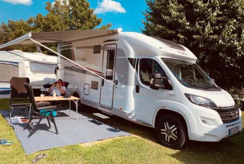 Wohnmobil mieten in Norderstedt von privat | LMC  Elmo