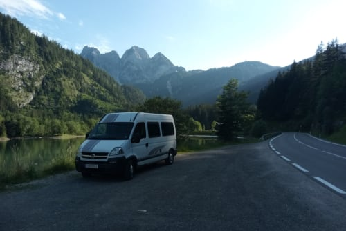 Wohnmobil mieten in Tulln an der Donau von privat | Opel Fredy