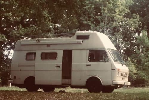 Wohnmobil mieten in Berlin von privat | VW Bims
