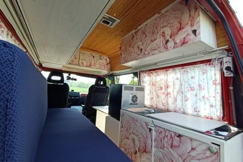 Wohnmobil mieten in Den Haag von privat   Renault Flamingo