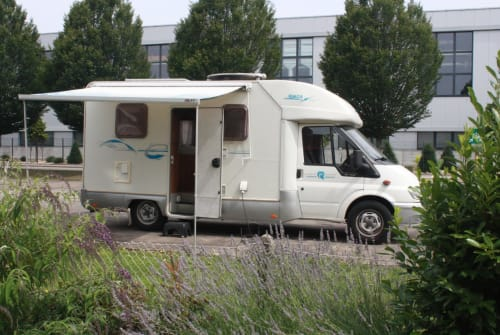 Wohnmobil mieten in Lengerich von privat   Ford  My Home 1