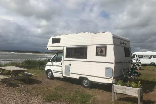 Wohnmobil mieten in Rastow von privat | Ford  Alte Lady