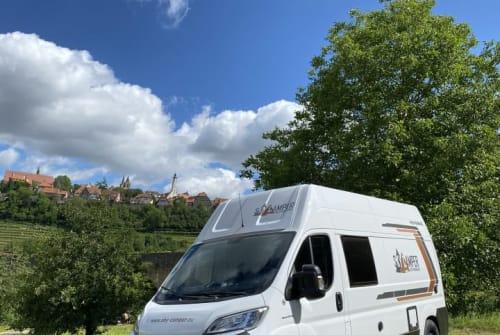 Wohnmobil mieten in Rothenburg ob der Tauber von privat   Weinsberg  SkyCamper