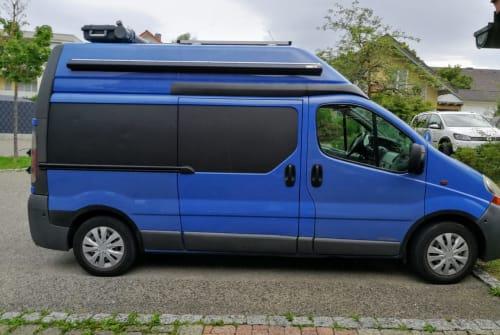 Wohnmobil mieten in Freiburg im Breisgau von privat | Renault  Hi.Life