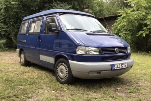 Wohnmobil mieten in Berlin von privat | VW T4 Sibille