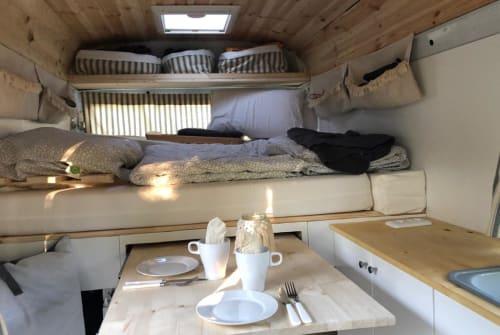 Wohnmobil mieten in Wermelskirchen von privat | MERCEDES-BENZ  Gunnar