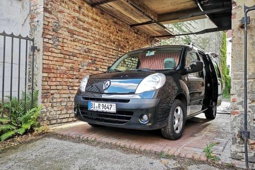Wohnmobil mieten in Bielefeld von privat | Renault Johnny