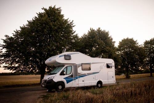 Wohnmobil mieten in Dortmund von privat | Knaus Momo