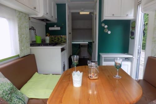 Wohnmobil mieten in Saulheim von privat | Bürstner  Bürste