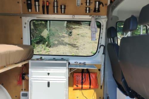 Wohnmobil mieten in Coburg von privat   VW Chaoscamper