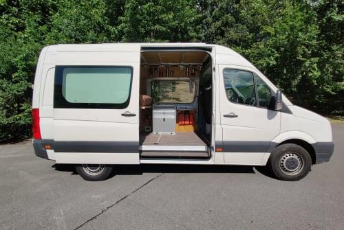 Wohnmobil mieten in Coburg von privat | VW Chaoscamper