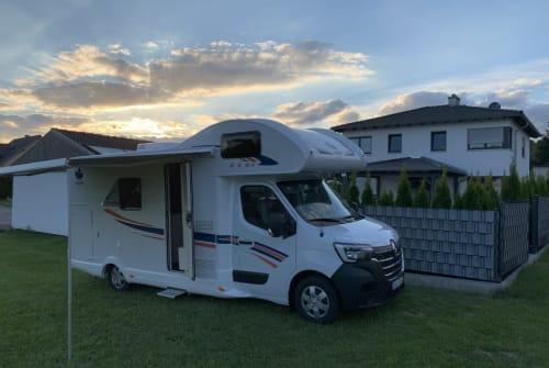 Wohnmobil mieten in Cham von privat | Ahorn Ahorn Eco 683