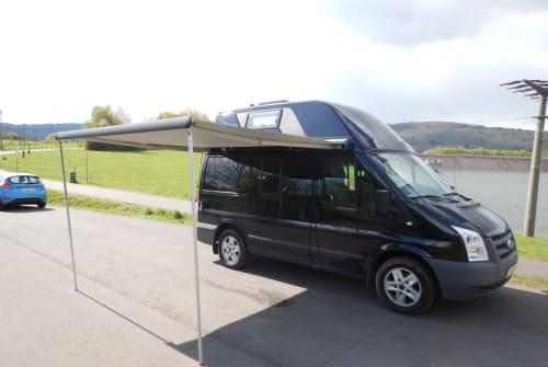Wohnmobil mieten in Reichelsheim (Wetterau) von privat | Ford Kite Nugget