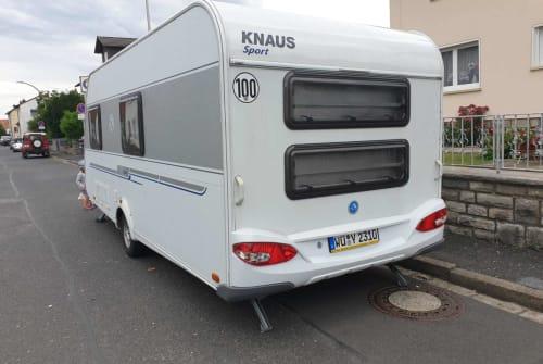 Wohnmobil mieten in Margetshöchheim von privat | Knaus  Ben GROß