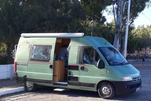 Wohnmobil mieten in Murnau am Staffelsee von privat | Citroen Jumper Lola