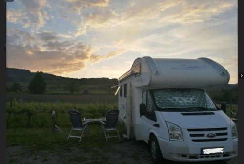 Wohnmobil mieten in Holzgerlingen von privat | Ford Freiheit