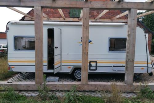 Wohnmobil mieten in Husum von privat   Knaus Hotel Südwind