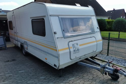 Wohnmobil mieten in Tönisvorst von privat | Knaus Südwind 530 TK