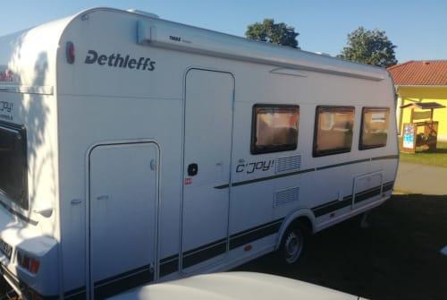 Wohnmobil mieten in Schömberg von privat | Dethleffs Familiencamper