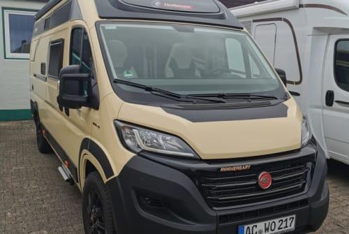 Wohnmobil mieten in Stolberg von privat | Challenger Vany 217