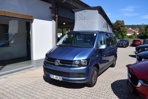 Wohnmobil mieten in Burgkunstadt von privat | VW California